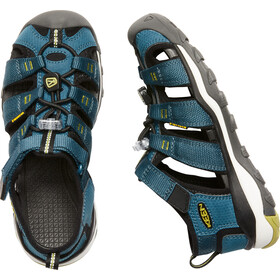 Keen Newport Neo H2 Sandals Barn legion blue/moss